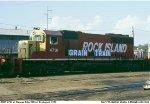 RI Grain Train locomotive