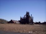What's left of the Bethlehem steel plant
