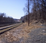 The hump at Allentown Yard