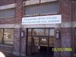 P, B & NE RR offices