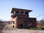 Saucon Yard's old yard tower