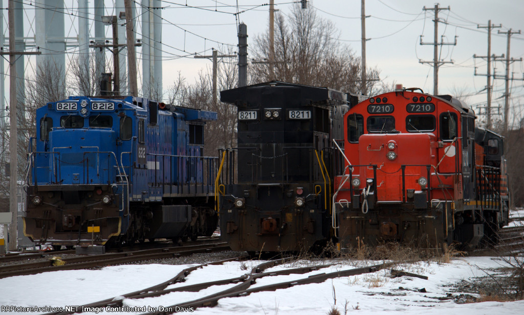 PNRR 8212, 8211 and 7210