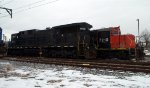 PNRR C39-8 8211 and GP9RM 7210