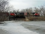 IC 9625 and CN 4705