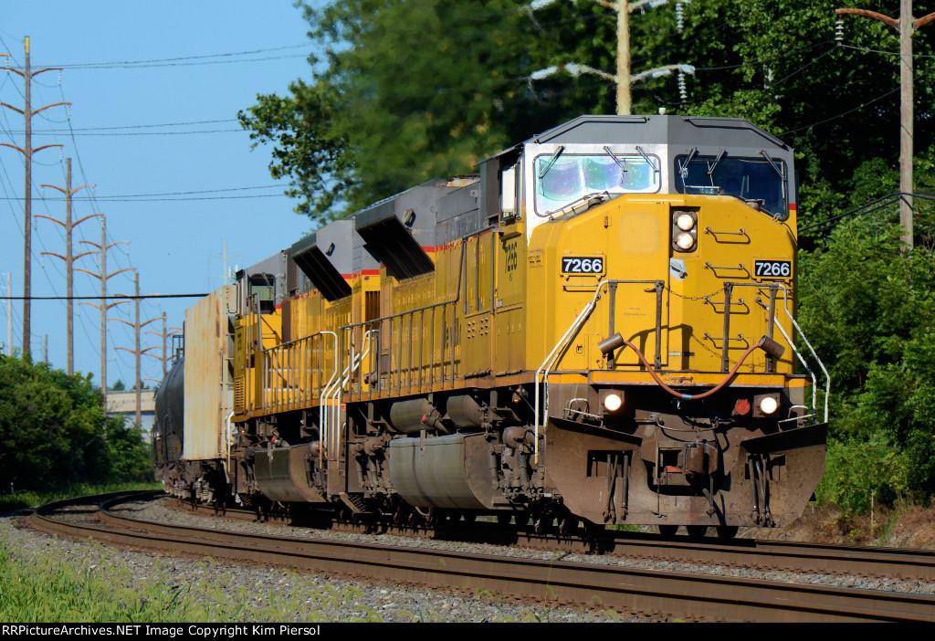 NS 7266 7278 SD9043MACs 64T Ethanol Loads