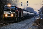 NS 9659 67J Crude Oil Empties