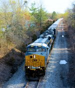 CSX 3051 L740 Tropicana Juice Loads