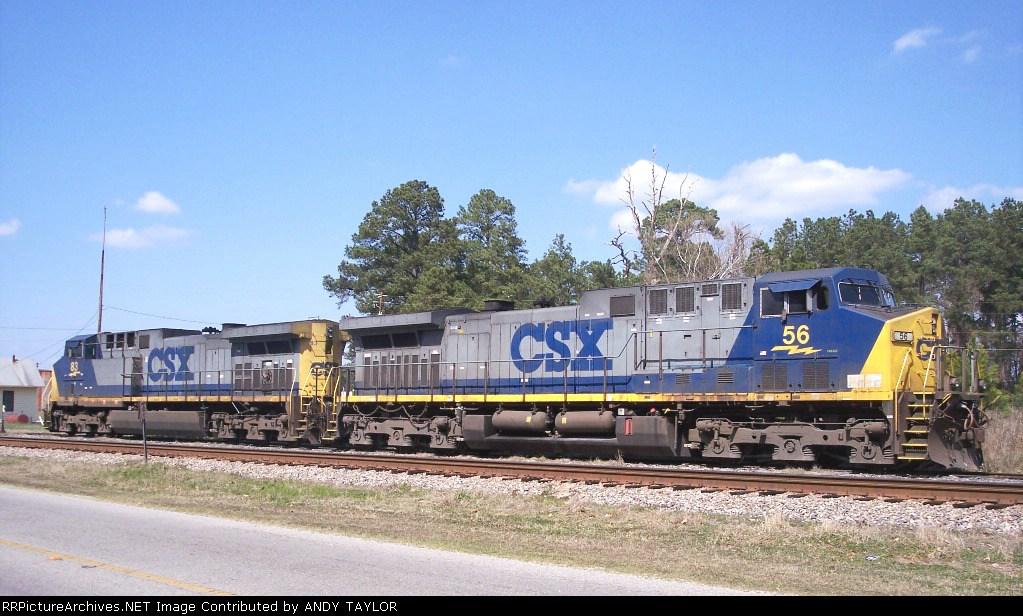 CSX 56