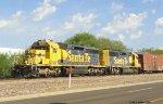 BNSF 1604 and BNSF 3175