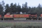 BNSF 4300