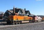 BNSF 6674