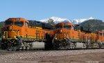 BNSF 3928 and BNSF 3982