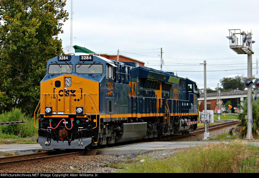 CSX 3284