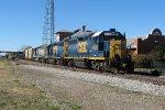 CSX 6389 on CSX Q408