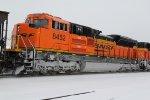 BNSF 8452 New Ace.