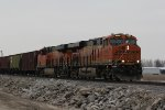 BNSF 6906 Leads the 836 local SB out of Old Monroe Mo.