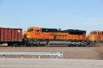 BNSF 8438 New Ace.