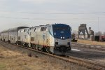 AMTK 136 Heads east with the Southwest Chief.