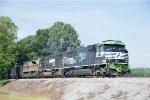 Norfolk Southern's GO Rail SD60E 6963