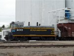 BFEX 500 with grain hoppers
