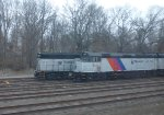 NJ Transit F40PH-2CAT 4119
