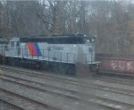 NJ Transit GP40PH-2 4112