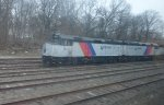 Last two NJ Transit F40s