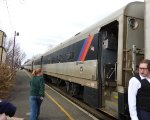NJ Transit Comet IV coach 5558