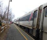NJ Transit Comet IV coach 5235