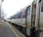 NJ Transit Comet IV coach 5565