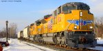 UP 8938 and 8953 SD70AH