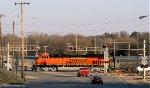 BNSF Geo Train