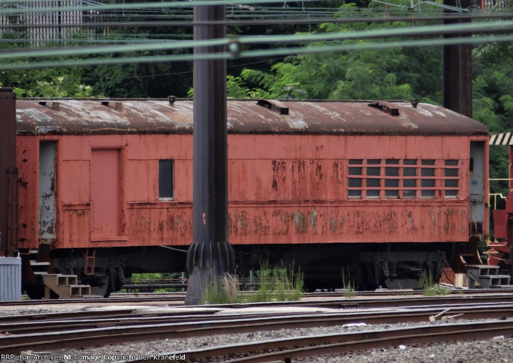 Former Reading Railroad Combine