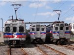 SEPTA Lansdale Yard