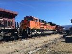 BNSF 9108