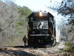 NS 3484 (SD40-2)