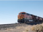 BNSF 3685 leads an EB D/S at MP 842 at 1358