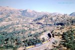 Descending Tehachapi