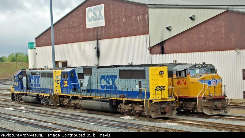 CSX 766