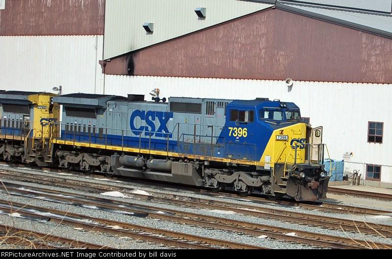 CSX 7396