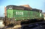 BN SD7 6036