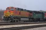 BNSF 4923