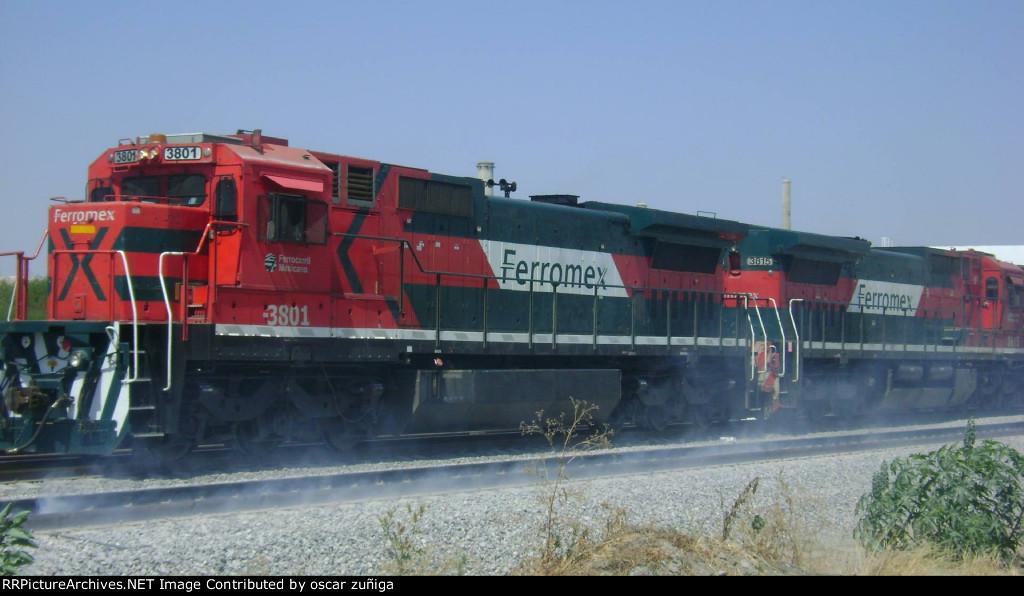 FXE 3801