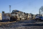 NS 214 in Orange, VA.  A nice beat up d8 was in second.