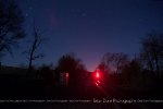 Night Time shot of the old Southern signal at Rapidan, VA.  These signals days are numbered.
