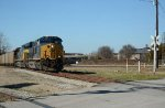 csx cross sc train in before 053 can leave