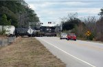 pushing accrossed sc 78 to csx