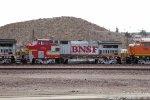 BNSF 558