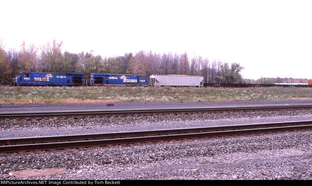 Auburn train