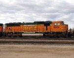 BNSF 8909